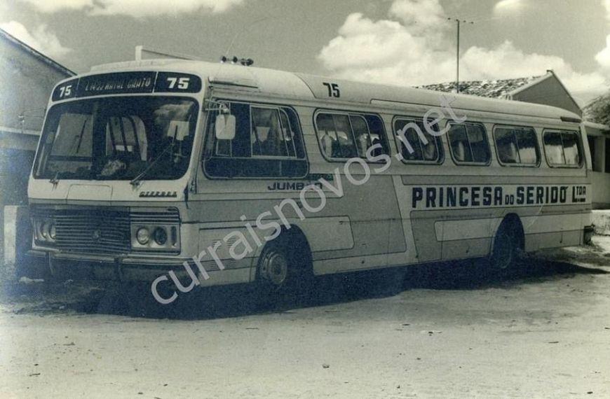 Uma parte da história contada em fotos: Princesa do Seridó