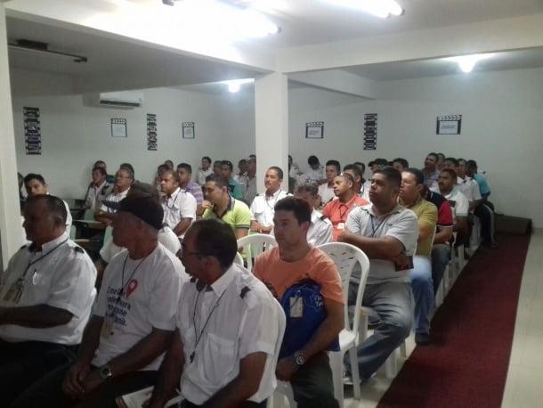 Os profissionaos da Unitrans participarão de novo treinamento a partir de segunda-feira