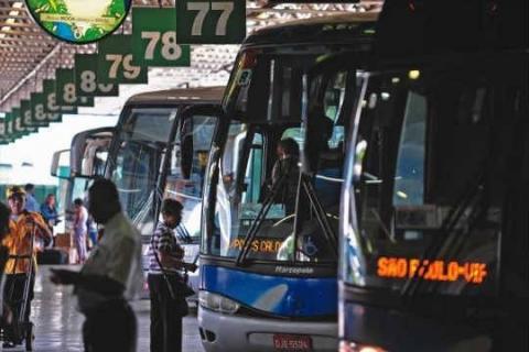 São Paulo abre licitação para mais de linhas de ônibus intermunicipais