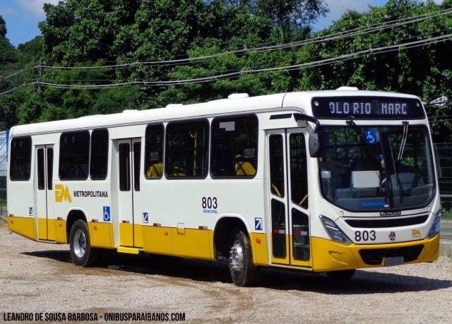 Metropolitiaa 803
