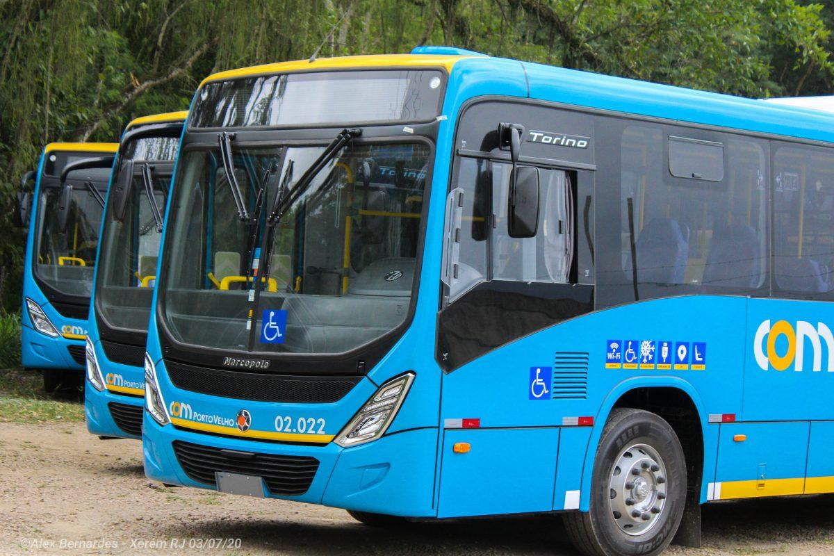 Rotas e horários das linhas de ônibus são divulgados pela prefeitura de Porto Velho