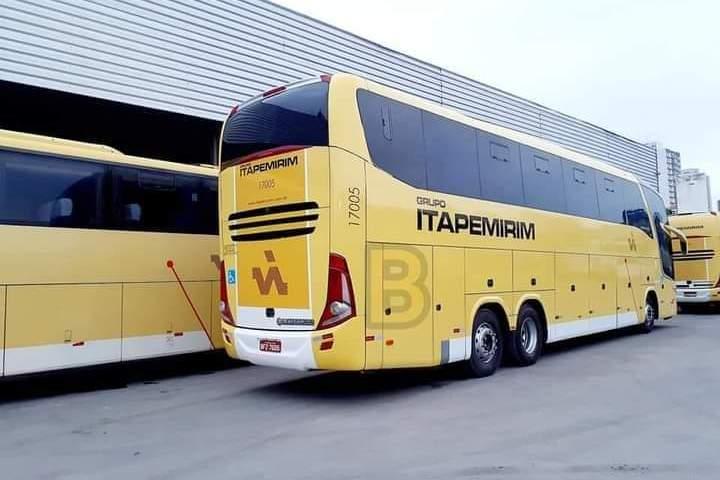 Mais veículos incluídos na Itapemirim; dois LDs e um DD