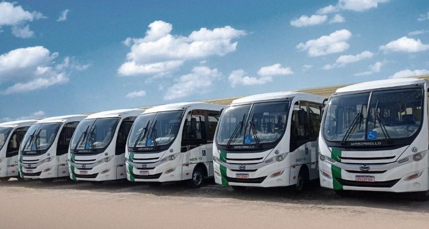 Micro-ônibus Volkswagen 9.160 OD é o escolhido para nova frota da CTC Integradas de Belém