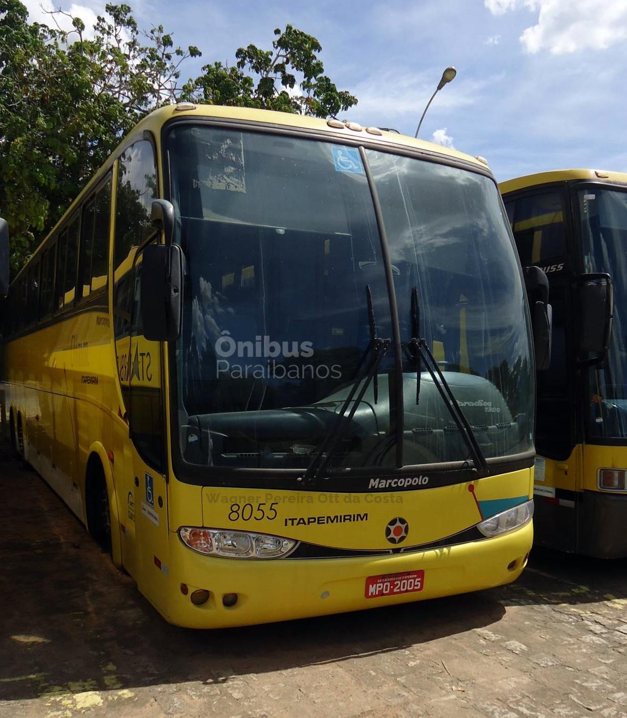 Itapemirim disponibiliza mais 25 ônibus para serem leiloados