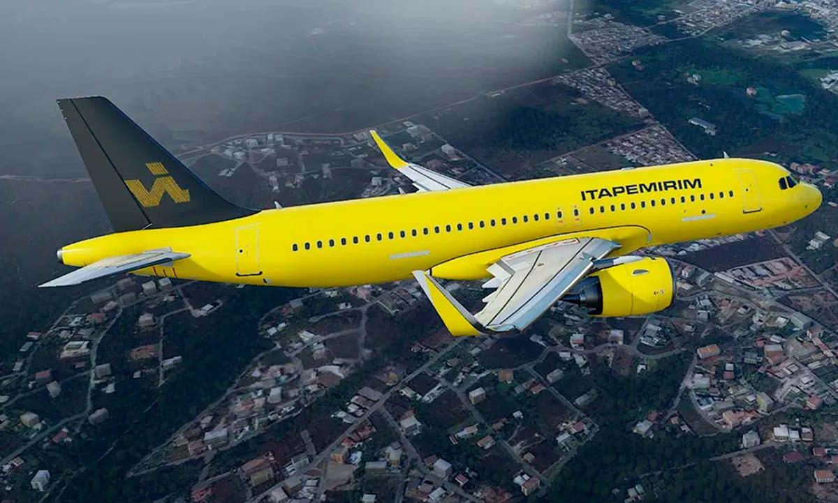Vamos participar de todas as concessões de aeroportos do país, diz dono do grupo Itapemirim
