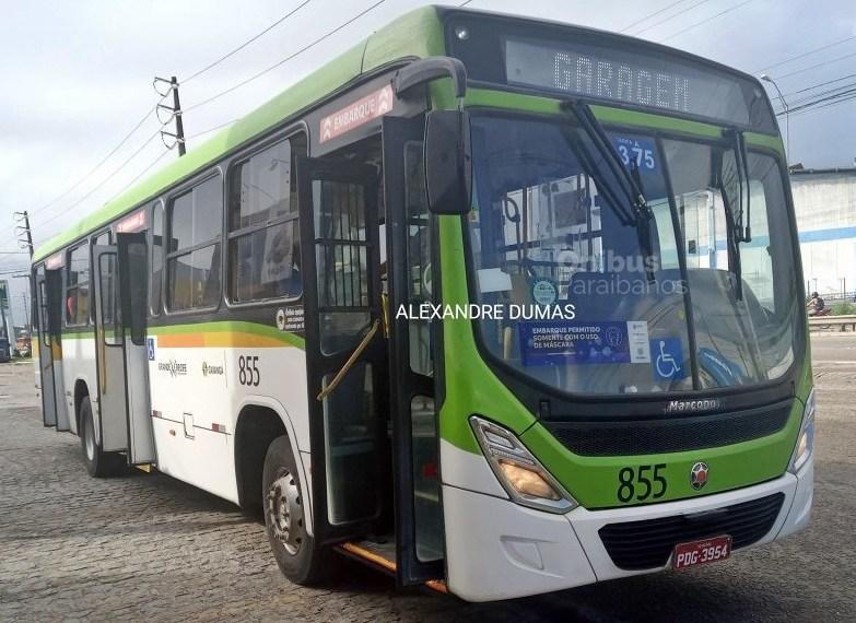 Reviravolta: Ônibus que haviam sido transferidos para a empresa Guanabara voltam para o Recife