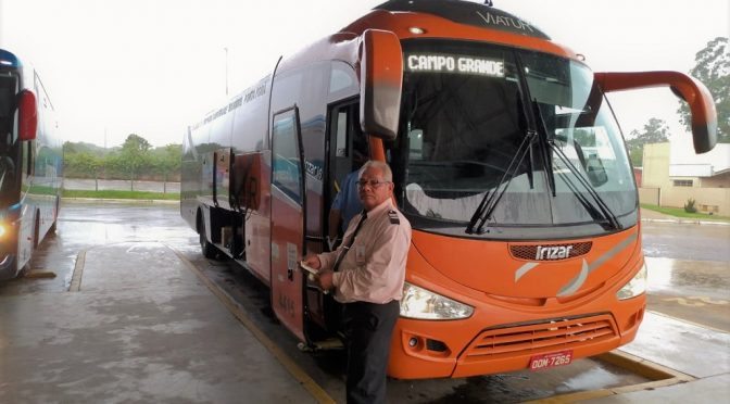 Agepan publica relação de linhas autorizadas no transporte intermunicipal de passageiros