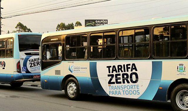 Cidades com Tarifa Zero