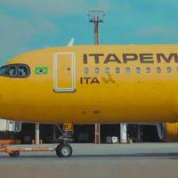 Itapemirim Transportes Aéreos lança seu primeiro vídeo promocional