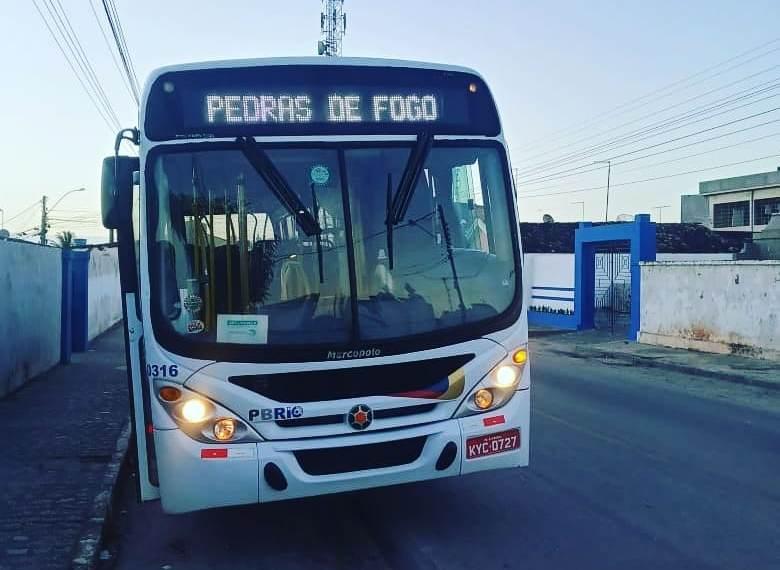PB Rio Transportes divulga novos horários e quadro de tarifas da linha João Pessoa X Pedras de Fogo