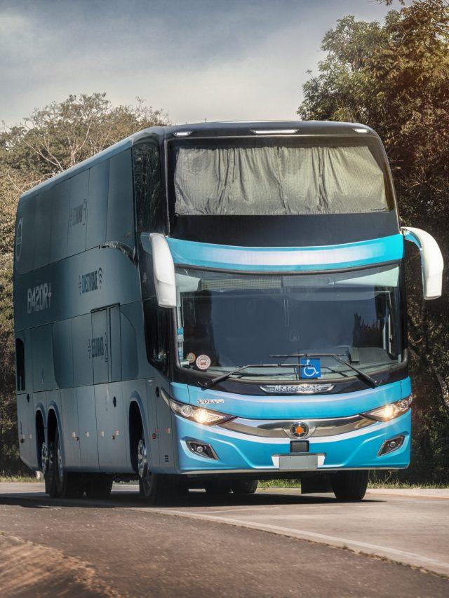 Novos chassis rodoviários Volvo para longas distâncias