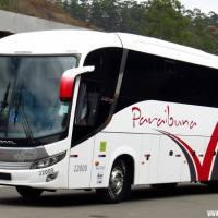 Invictus 1200 para a Paraibuna Transportes