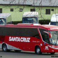Viação Santa Cruz renova sua frota e lança nova identidade visual