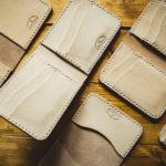 【レザー】最も美しいヌメ革財布