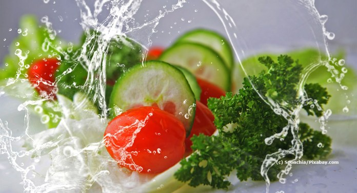 Prostate Aid Germany - Fruit and Vegetables as Cancer Protection