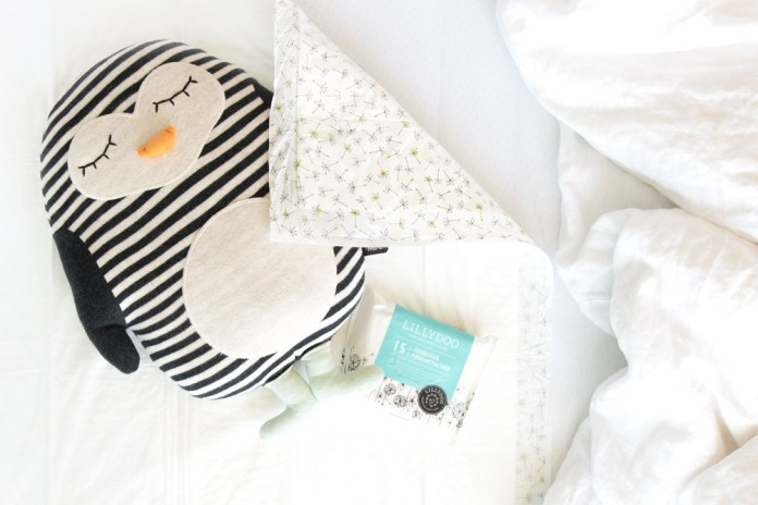 Mini & Style, Mama Blog Switzerland, Family Blog, Baby Blog, Lillydoo, changing mat, diapers, baby
