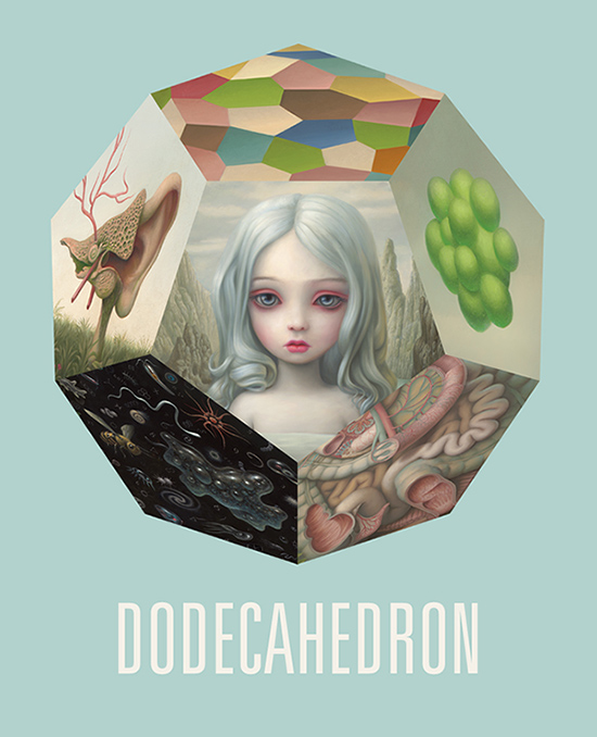 Mark Ryden dodecahedron