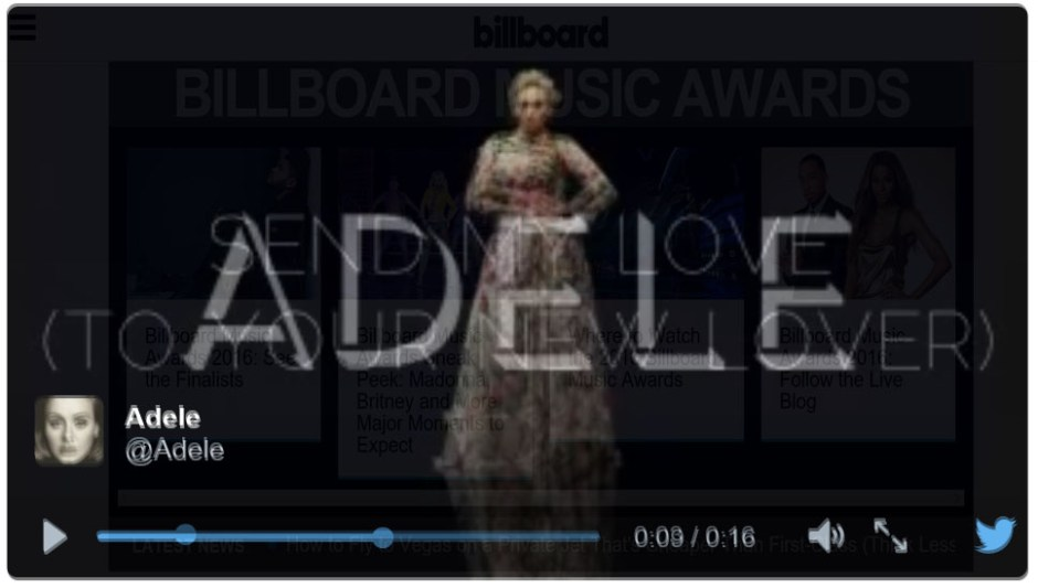 Adele Send My love to