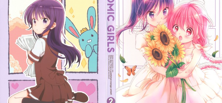 [Aoi-Project] Comic Girls – Volume 2