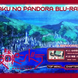 Koukaku no Pandora Vol.6 – Blu-ray