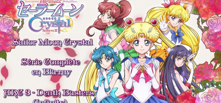 Sailor Moon Crystal ARC 3 – Blu-ray