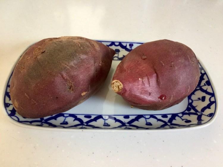 シルクスイート 焼き芋