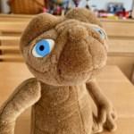 E.T. ぬいぐるみ ユニバーサルスタジオ