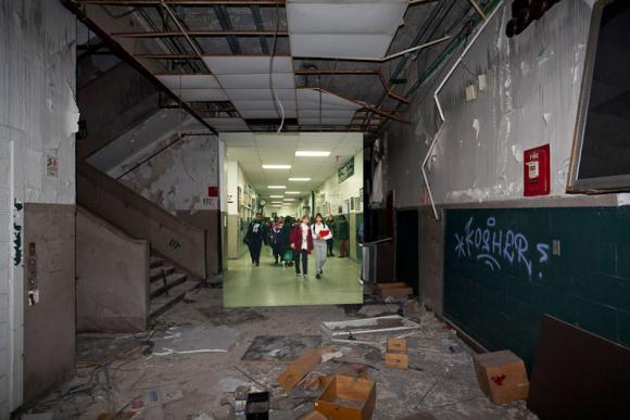 detroit-cass-tech-now-and-then-blended-photos-into-abandoned-school-building-detroit-urbex-1
