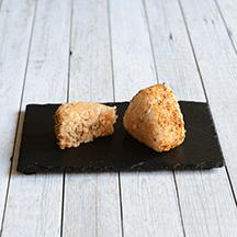 Onigiri au thon spicy