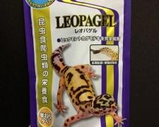 レオパゲルとGEXフトアゴ昆虫ブレンドフードは個人的には不要!