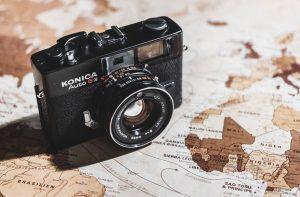写真撮影カメラ