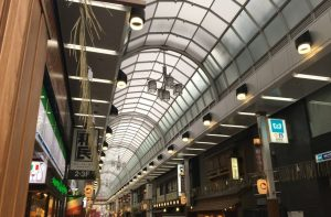 浅草駅付近