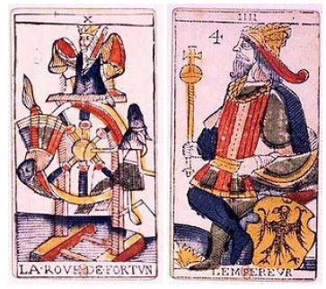 Tarot cards to interpret the dream: drowning dream interpretation with OniroTarology method