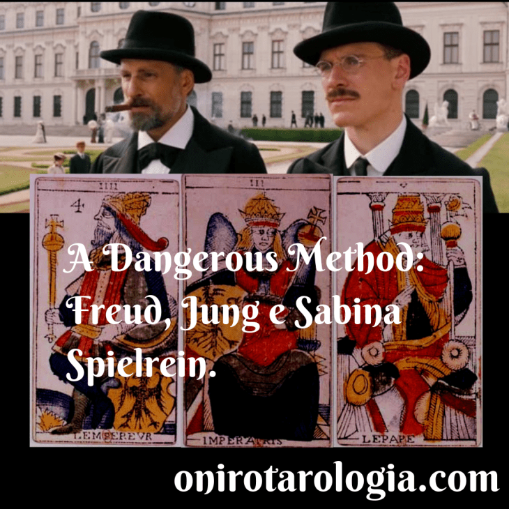 Movies interpreted with Tarot: Jung and Freud