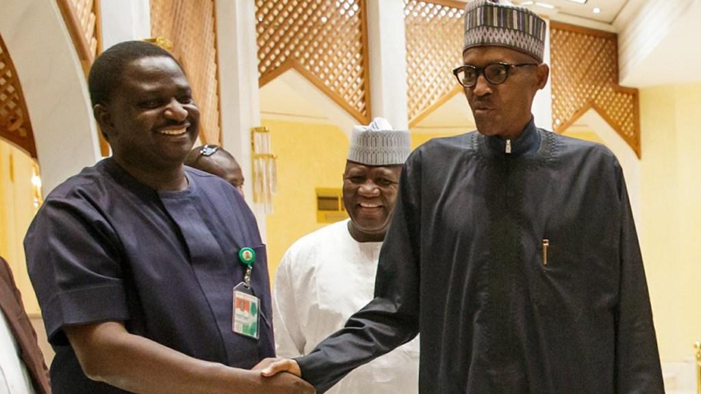 Femi Adesina: Buhari is sending terrorists, bandits to God for their crimes