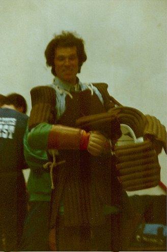 II Torneio Regional da Zona Sul -Jogo do pau Português- 1987