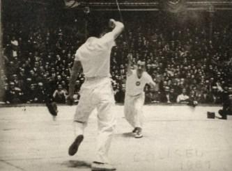 Assalto no Coliseu dos Recreios entre mestre Tabuada e Abel Couto em 1961