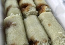 Resepi perniagaan Putu Bambu