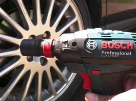 bosch Cordless Impact Driver Wrench