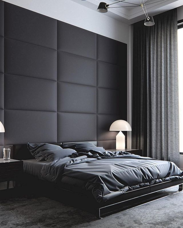 Masculine Men Bedroom Decoration Ideas That Look More Cool And Amaze Onlaon