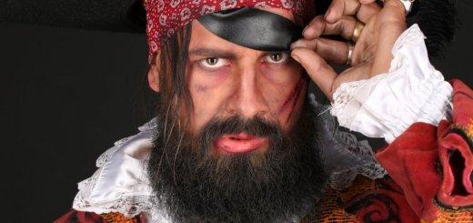 Штрихи к портрету настоящего пирата
