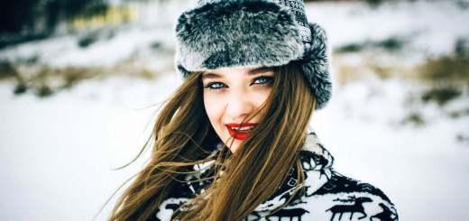 Что не следует носить стильной девушке зимой