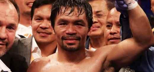 Мэнни Паккьяо становится самым старым чемпионом в полусреднем бокса
