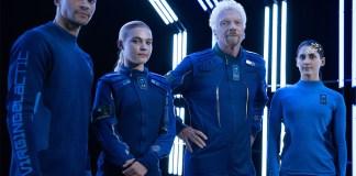 Virgin Galactic и Under Armour представляет первую в мире «космическую одежду» для частных космонавтов