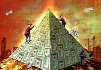 заработать на пирамиде
