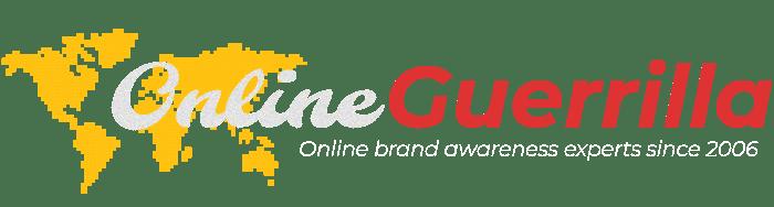 Online Guerrilla logo 2020
