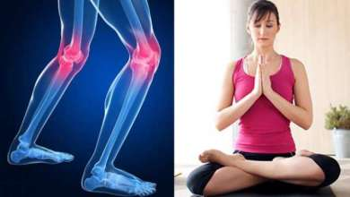 Yoga to eliminate joint pain