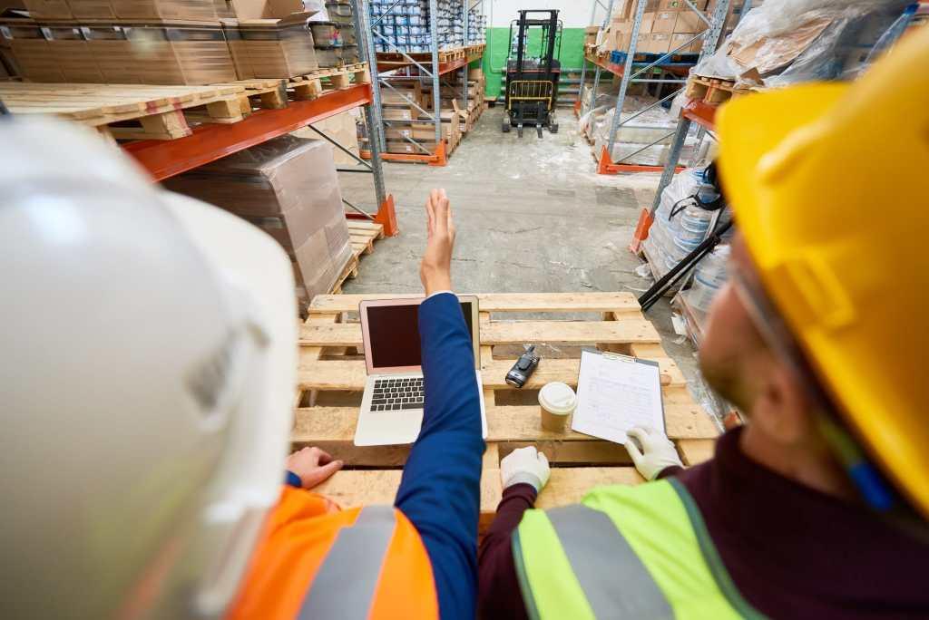 Investitionen in L&D-Programme für Bauarbeiter