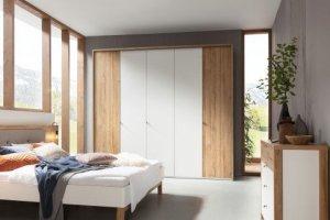 Nolte Cepina Kleiderschrank Planked oak weiß   Möbel Letz   Ihr Online Shop