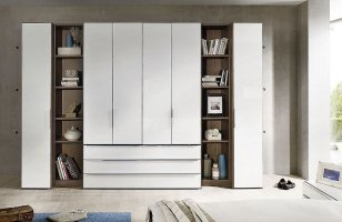 Nolte Horizont 10500 Schrank weiß/ Macadamia   Möbel Letz   Ihr Online Shop